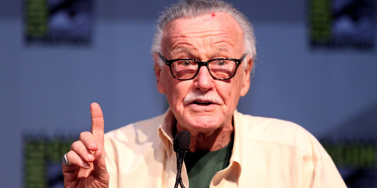 Stan Lee mégsem olyan ember volt, mint amilyennek megismertük?