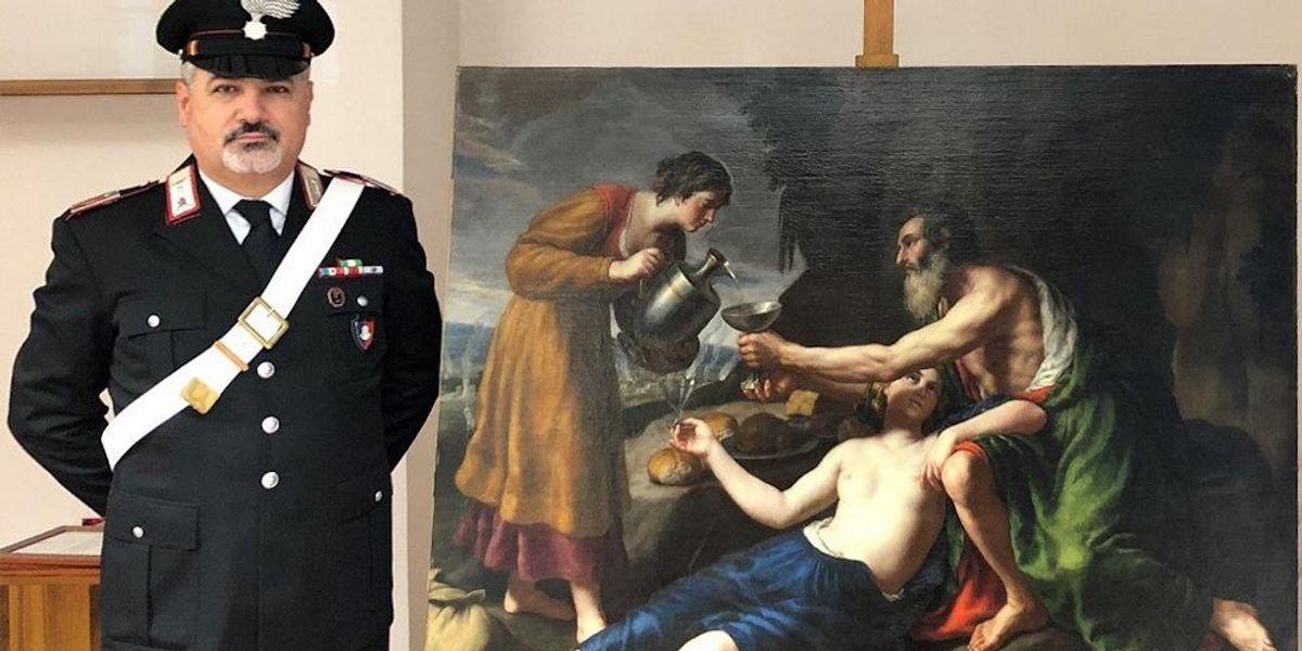 Előkerült a második világháború ideje alatt elrabolt világhírű Poussin-festmény