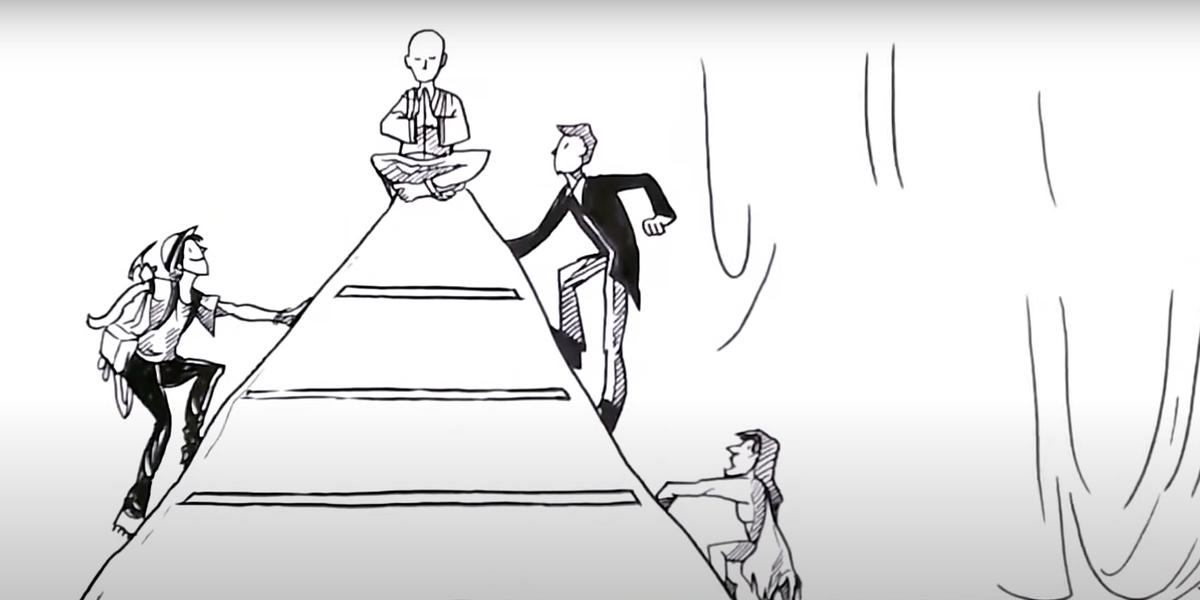 Hallottál már a Maslow-piramisról? Ha nem, elmagyarázzuk, mi az!