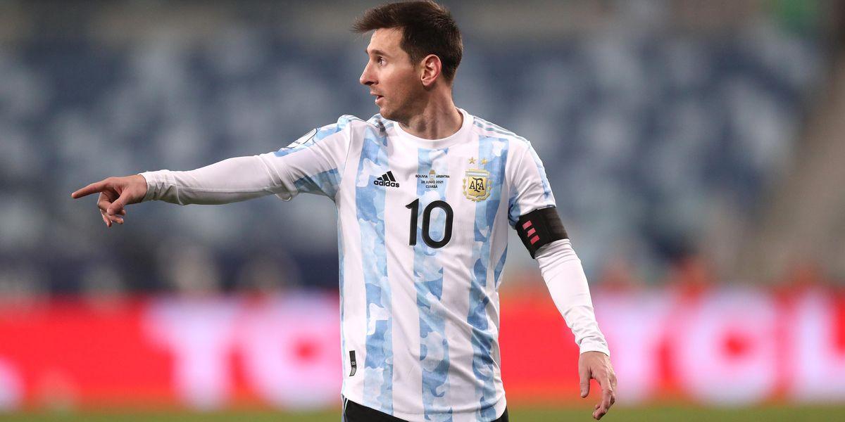 Messi megdöntötte a válogatottsági rekordot